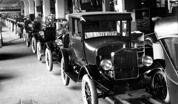 Proud Irish Heritage- Henry Ford