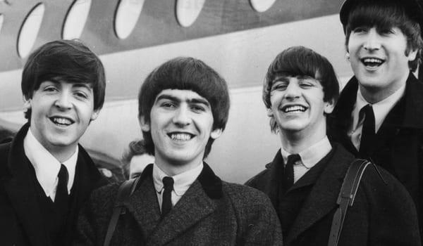 Proud Irish Heritage- The Beatles