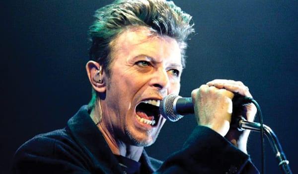 Proud Irish Heritage - David Bowie