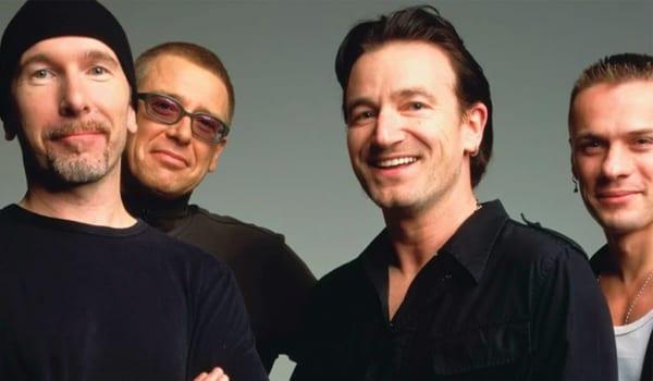 Proud Irish Heritage-U2