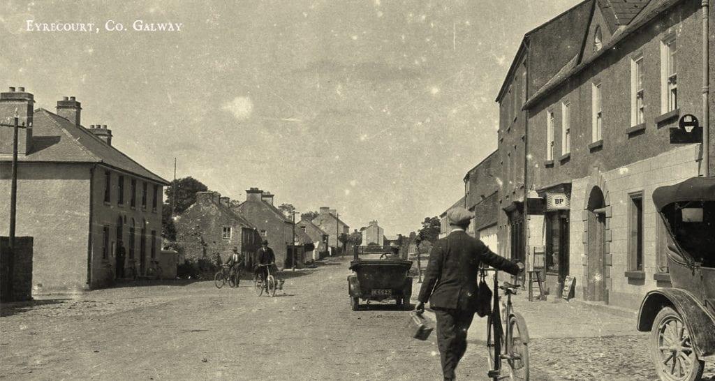 Proud Irish Heritage - Eyrecourt- Ireland