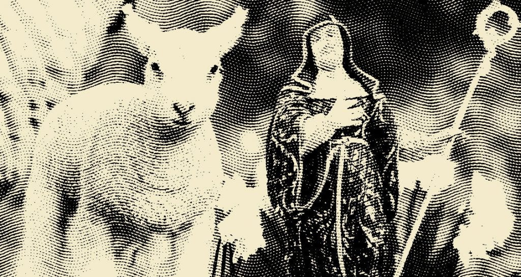 St. Brigid – A saint's footmark