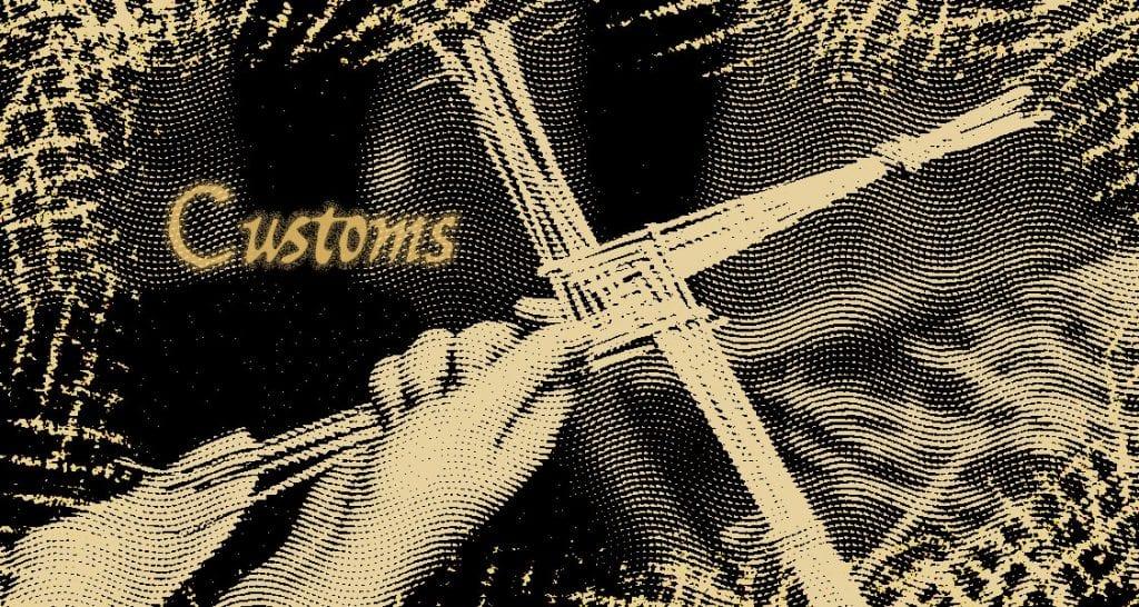St. Brigid's Day Customs