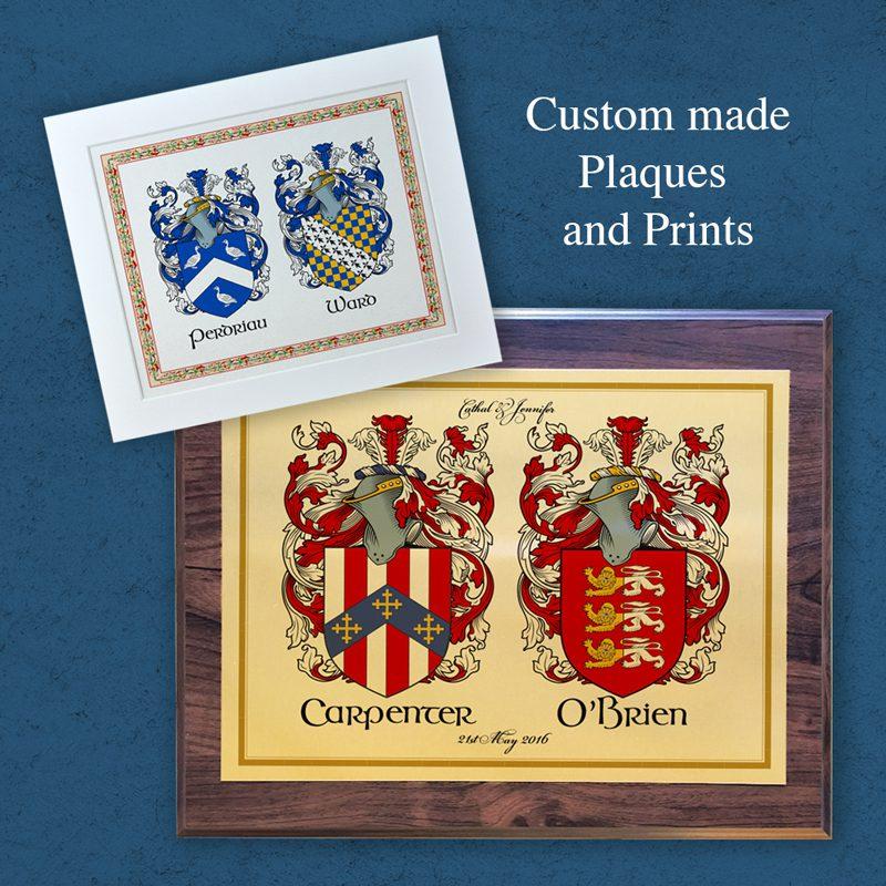 Irish Made Heraldic Gifts
